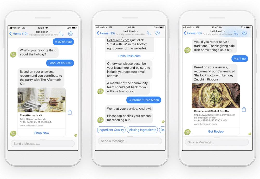 hello-fresh-chatbot