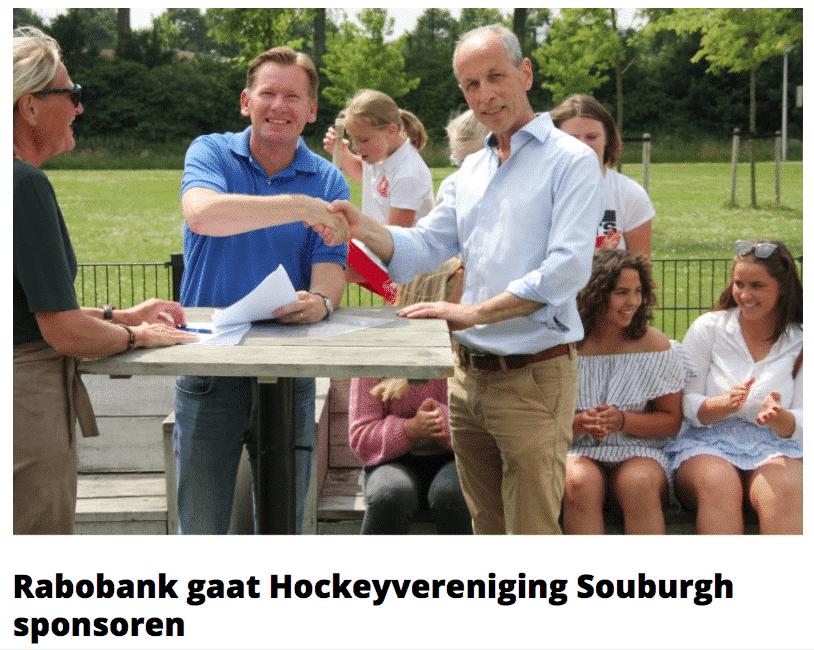 Rabobank sponsoring