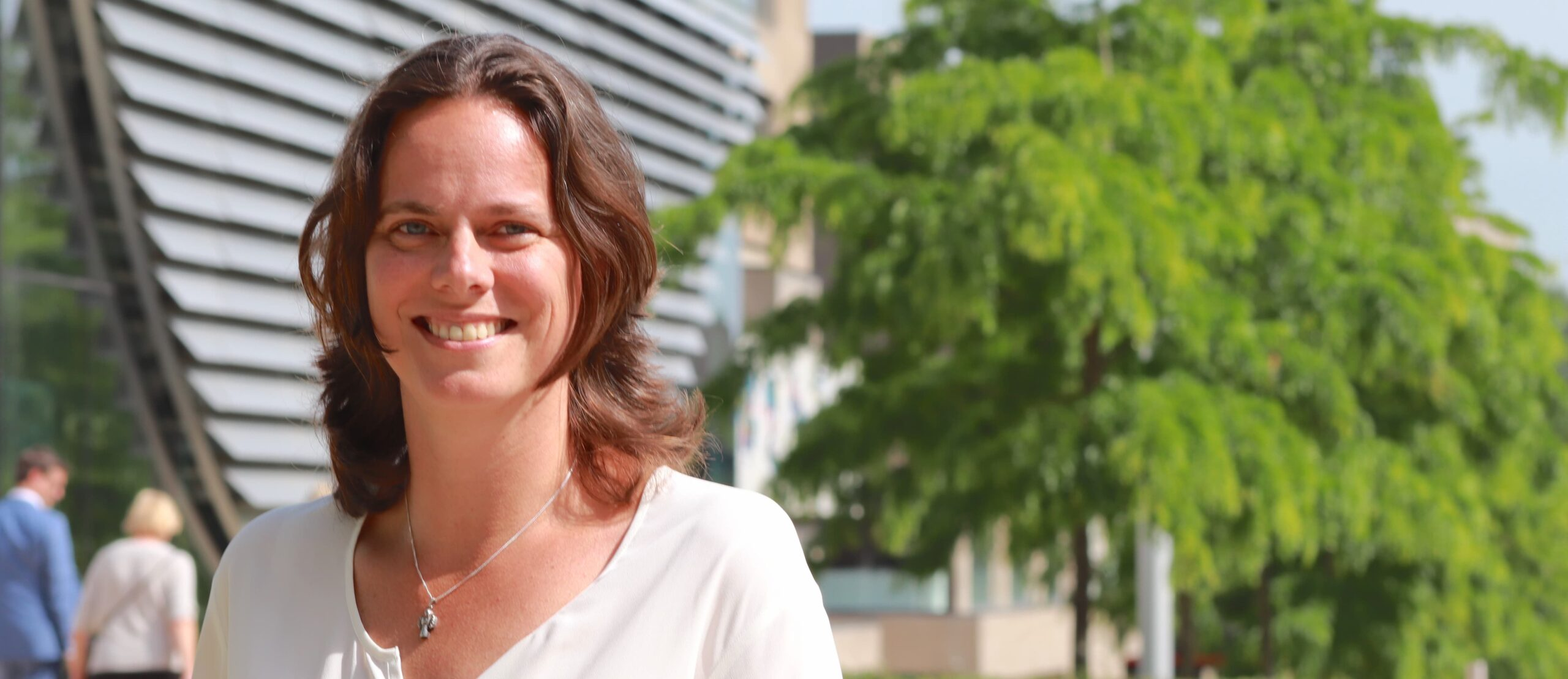 Christa van der Kruk, Marketing & Communicatie adviseur