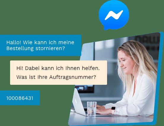 Header Facebook Messenger OBI4wan DE