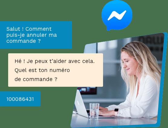 Header Facebook Messenger OBI4wan FR