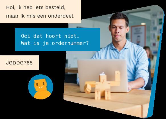 Header chatbot OBI4wan NL